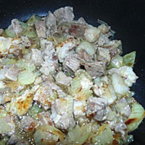 Плов узбекский рецепт со свининой на сковороде рецепт. Фото рецепт приготовления узбекского плова со свининой