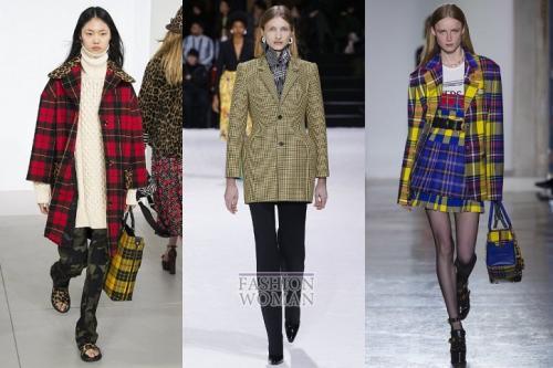 Модные образы 2019 осень-зима. Мода осень-зима 2020-2019: основные тенденции