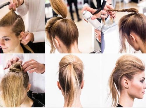 Прически на редкие длинные волосы. Укладки для длинных прядей