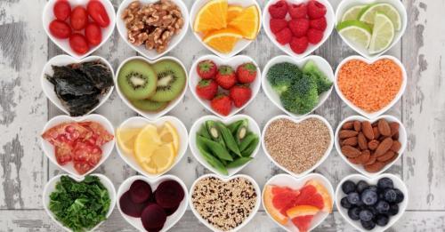 Простое меню на 1200 калорий в день. Сбалансированное питание