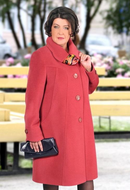 Пальто для осени женщине з.  Особенности выбора