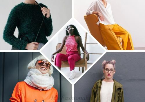 Pantone 2019 Осень. Модные цвета осень-зима 2019-2020 по версии Pantone