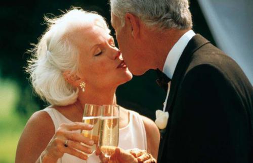 Свадьба в 50 летнем возрасте. В чем выходить замуж после 50