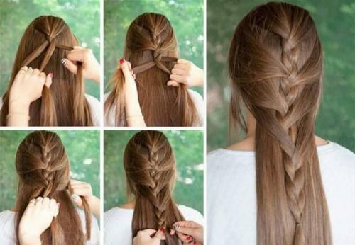 Как уложить длинные волосы женщине. Советы стилистов по прическам на длинные волосы