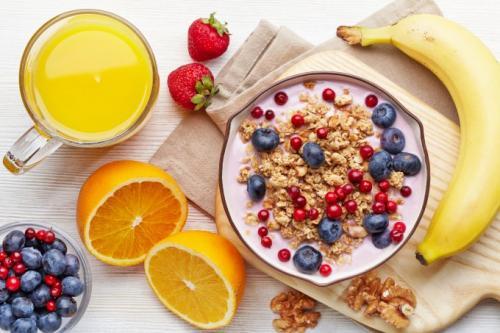 Что есть на завтрак, чтобы не поправиться. Как правильно завтракать, чтобы не набрать лишний вес