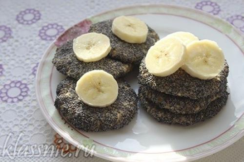 Мягкое творожно-банановое печенье. Творожно-банановое печенье с овсянкой