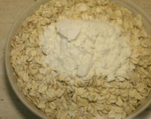 Печенье из овсяной муки для детей. Вкусное детское печенье