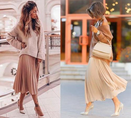 В моде одежда. Мода 2019: весна-лето
