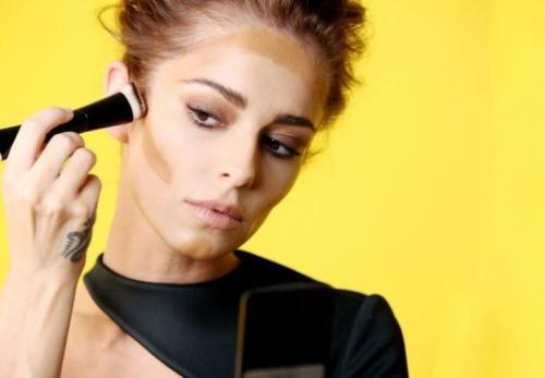 Скульптурирование овального лица. Скульптурирование лица: выбор средств и пошаговая инструкция (120 фото-новинок)