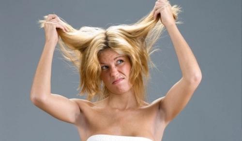 Густые волосы, как избавиться. Густые и пышные: уход за волосами в домашних условиях