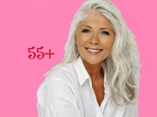 Жизнь женщины после 55 лет. Календарь красоты женщины 55+: не молодиться, а выглядеть молодо!
