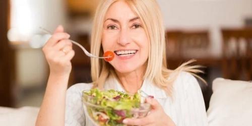 Меню для женщин после 50 лет. Как правильно питаться, чтобы похудеть после 50 лет