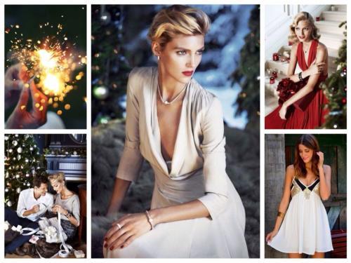 Простое платье на новый год. Как не ошибиться с выбором
