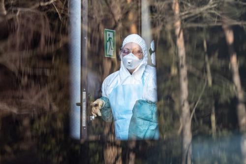 Коронавирус в беларуси. Сколько уже заболевших?