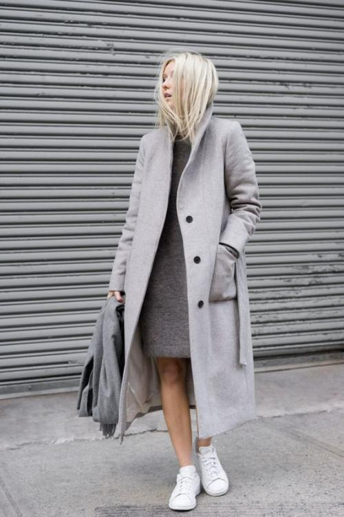 С чем носить длинное прямое пальто. С ЧЕМ КОМБИНИРОВАТЬ МАКСИ-ПАЛЬТО