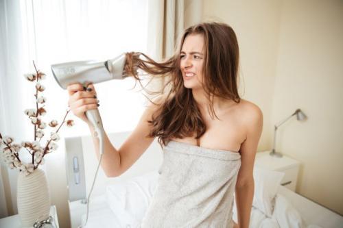 Как привести свои волосы в порядок. Как привести волосы в порядок