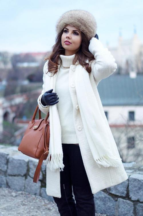 Женская одежда вид. 100 и 1 вид верхней одежды: полный словарь видов пальто, курток и прочего
