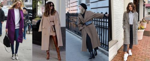 Сочетание обуви и пальто. С какой обувью носить пальто?