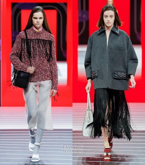 Что в моде осенью 2019 женщинам. Мода осень-зима 2020-2021: основные тенденции
