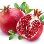 Гранат - это не только вкусный фрукт, но еще и целый витаминно - минеральный комплекс.