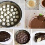 Шоколадно - творожное чудо!