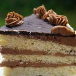 Ленинградский торт.  Ингредиенты: