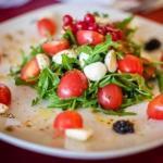Виды диетических овощных салатов на ужин: