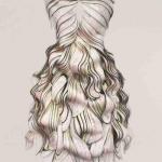 """""""Сто Одежек - все без Застежек"""" - это детская загадка про капусту перестала быть столь аллегоричной, благодаря корейской дизайнерши сунг ень Ю."""
