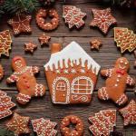 Имбирное печенье.  Вы в поисках лучшего рецепта имбирного печенья?