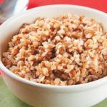 Рейтинг каш.  Каша - одна из основ и столпов зожного питания, источник полезных сложных углеводов, а иногда и белков.