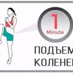 Комплекс домашних упражнений.
