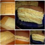 Торт а-ля тирамису.