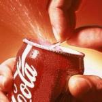 Все еще мы пьём кока-колу?