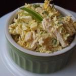 Салат из пекинской капусты с курицей?