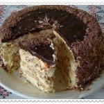 """Киевский"""" торт?   Ингредиенты:"""