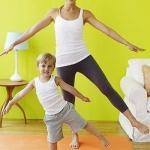 Йога и дети - абсолютно совместимые вещи?