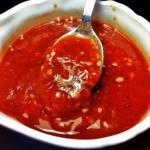 Самые вкусные соусы.