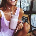 10 рецептов диетических смузи.