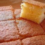 Идеальный пышный бисквит для тортов?
