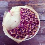 Вишневая запеканка - творожно - ягодный десерт на скорую руку!