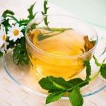 Чай для выведения шлаков и токсинов.