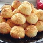 """Печенье """"Кокосанка"""".  Для любителей кокосовой выпечки!"""