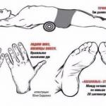 Как убрать живот и выпрямить спину!