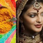 Индийская маска красоты.