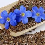 Целебные свойства льна и рецепты для похудения.